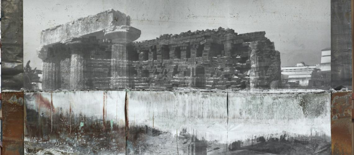Anselm Kiefer, The Shape of Ancient Thought