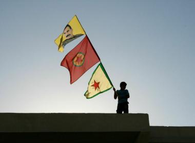 Kurds in Kobani